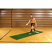 Trigon Softball Pitching Mat - No Stride Line