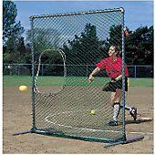 Jugs Sports Softball Pitchers Screen