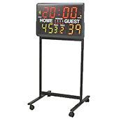 Trigon Multi-Sport Portable Scoreboard Stand