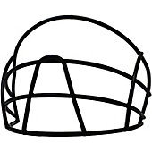 Rawlings Quick Connect Softball Batting Helmet Faceguard