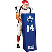 "Fisher 50"" x 14"" Football Blocking Dummy"