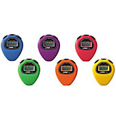 Ultrak 310 Event Timer Sport Stopwatch (Set of 6 Colors)