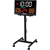 SEIKO KT601 - Caster Stand for Scoreboard and Shotclock