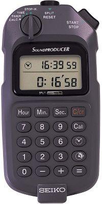 SEIKO S351 - Stopwatch and Multi Media Producer