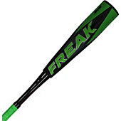 "Miken 2015 Freak Black -12 Big Barrel Baseball Bat (2 3/4"")"