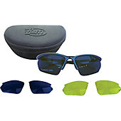 Brett Bros. Deluxe Sports Sunglasses (w/ Case)