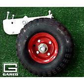 Gared Soccer Goal Wheel Adapter Kit, Set of Four