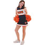 Cheerleading America Adult Custom A-line Cheer Skirt