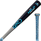 Rawlings Velo Senior League Composite Wood Baseball Bat (-5)