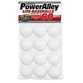 Heater Sports Slider Pitching Machine Lite-Balls (Pack of 12