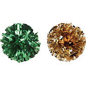 Pepco Adult Stock Metallic Show Pom Poms