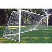 Gared 6.5-Foot x 18-Foot 2 MM White Soccer Net