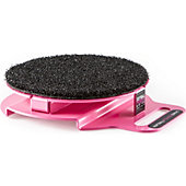 Power Drive Performance - Softball Pitching Trainer (Pink Metal/Black Turf)