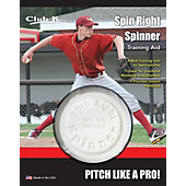 CLUB K SPIN RIGHT BASEBALL SPINNER 5S