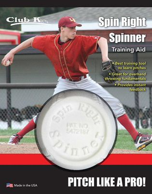 Baseball Spin Right Pitching Training Aid