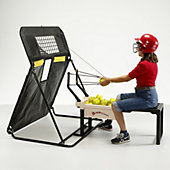 Sling Pitcher Manual Baseball/Softball Pitching Machine with