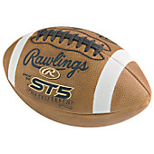 Rawlings ST5 Pro Preferred Official Game Football