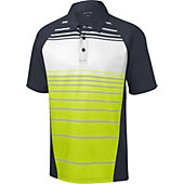 Sport-Tek Men's Dry Zone Sublimated Stripe Polo