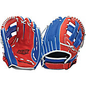 "Easton Stars & Stripes Series 11"" Youth Baseball Glove"