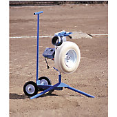 Jugs Sports Super Pitching Machine With Transport Cart