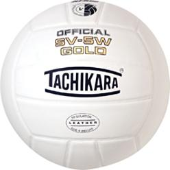 Tachikara SV5W Gold Official Volleyball