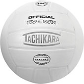Tachikara SV5WH Leather NFHS Volleyball