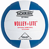 Tachikara Volley-Lite Colored Official Game Volleyball