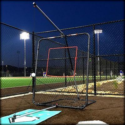SwingAway Pro XXL Baseball Hitting System