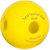 TOTAL CONTROL TRAINING HOLE BALL 5.0 13U