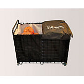 Jaypro Sports Germninja Cart/Antimicrobial Bag Full Liner