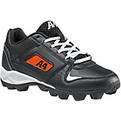 A4 Youth Game Day Low Molded Football Cleats