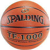 "Spalding Men's TF-1000 NCAA/NFHS Basketball (29.5"")"