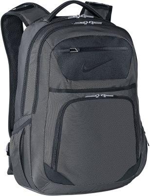 Nike Departure II Golf Backpack - Black, ONE SIZE