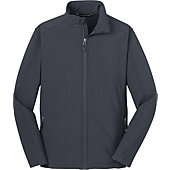 Port Authority Men's Core Soft Shell Jacket (Tall)