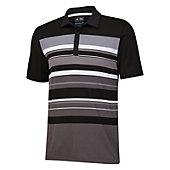 Adidas Men's Climacool Graphic Chest Stripe Polo