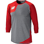 New Balance Men's Asymmetric Tech Shirt