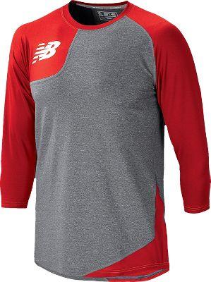 New Balance Men's Asymmetric Tech Shirt