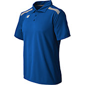 New Balance Men's Baseball Polo
