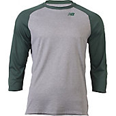 New Balance Adult 3/4 Baseball Raglan Shirt