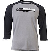 New Balance Adult NB Type Raglan Baseball Shirt