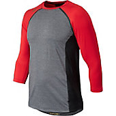 New Balance Men's 4040 3/4 Sleeve Baseball Compression Shirt