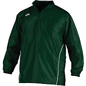 Rawlings Men's Long Sleeve Quarter-Zip Jacket