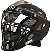 Louisville Adult Hockey Style Black Catcher's Helmet