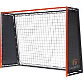 Goalrilla Dual-Rebound Soccer Striker Trainer (5-Foot X 7-Fo
