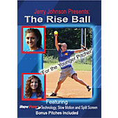 The Rise Ball for the Younger Pitchers Training DVD