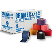 "Cramer 1.5"" Team Colors Athletic Tape - Case"
