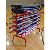 Tandem Volleyball Equipment Carrier