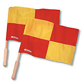 Tandem Multi-Color Linesman Flags