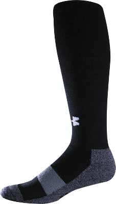 Under Armour Adult Baseball Socks U401BLKL