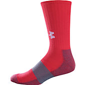 UA PERFORMANCE CREW SOCK-PR 13U